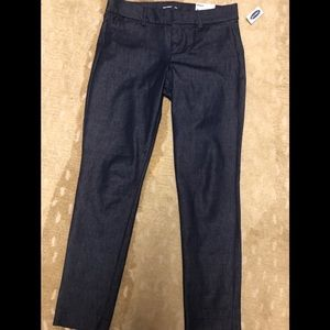 Old Navy Denim Pixie Pant 4